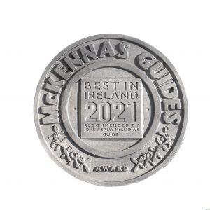 McKennas Guide Best Cafe in Ireland 2021